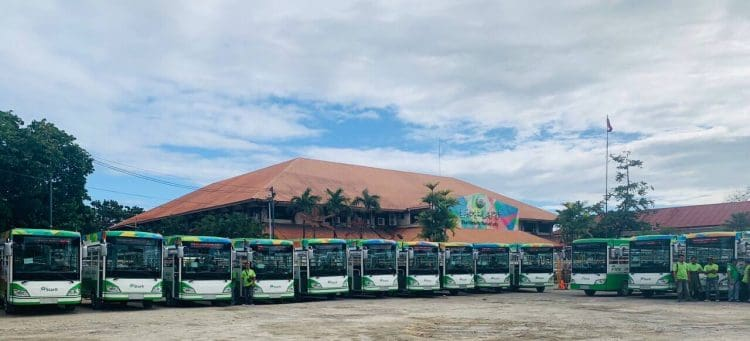 Lapu-Lapu City PublicUtility Vehicle Modernization Program