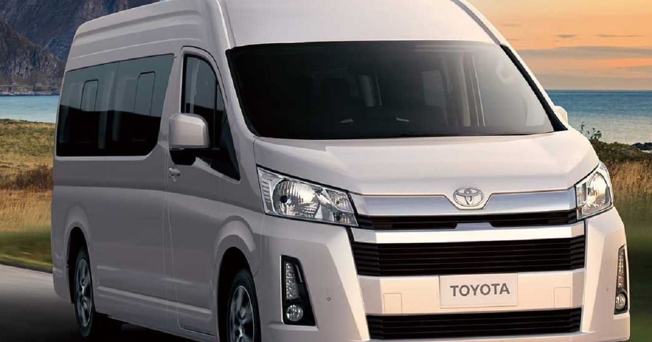 BUYER'S GUIDE: 2019 Toyota Hiace