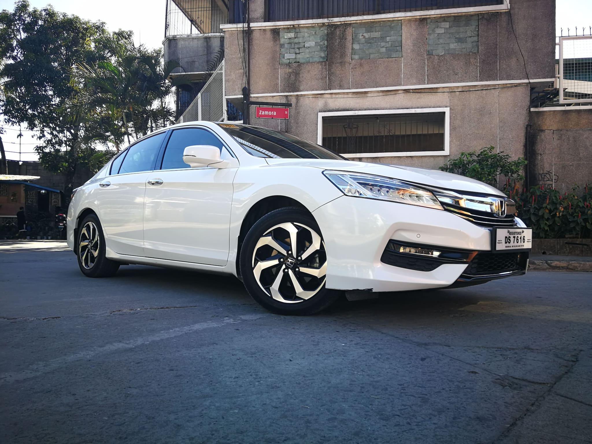 TEST DRIVE: 2018 Honda Accord 2.4 S Navi - Fit to a Tee