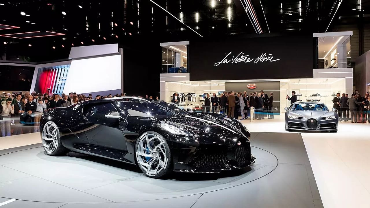 Bugatti Wants to Build an 'Affordable' EV