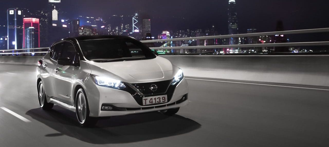 Nissan Believes Country Can Do 100% Electric