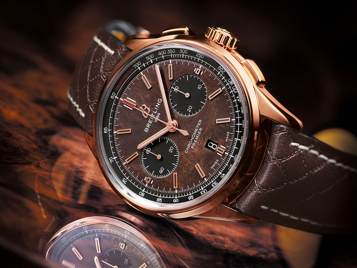 Bentley Releases Centenary Limited Edition Watch