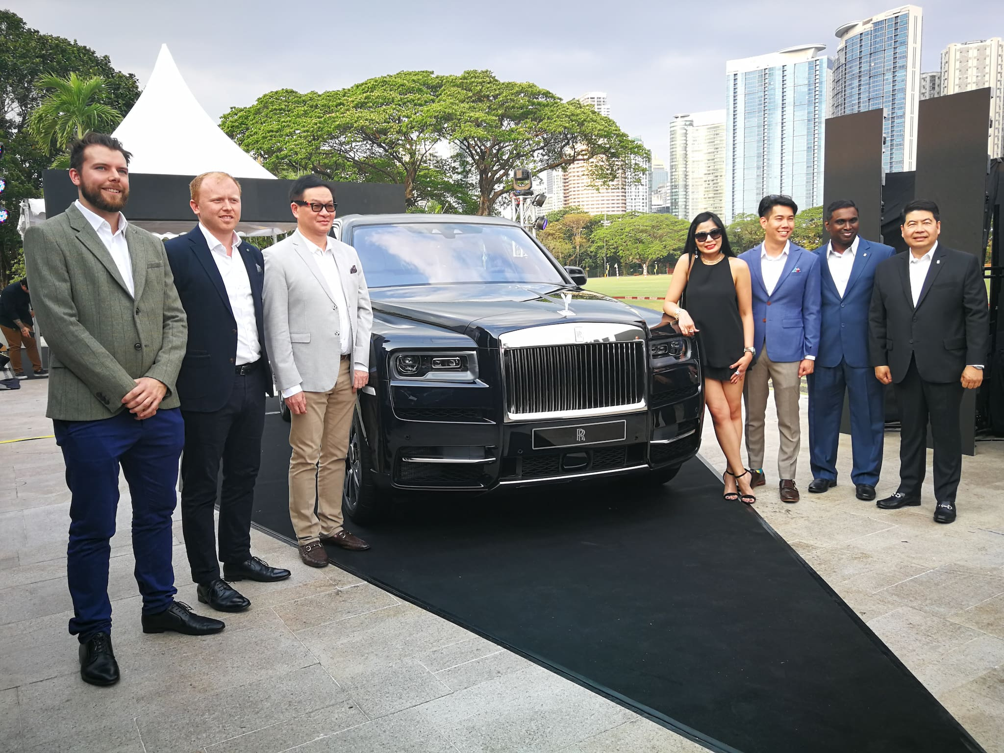 Rolls-Royce PH Rolls Out Poshest SUV in Cullinan