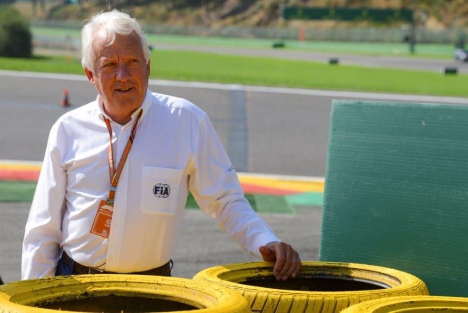 FIA F1 Race Director Charlie Whiting Passes Away