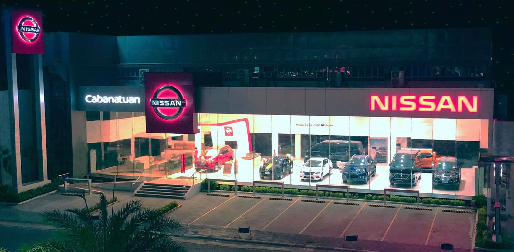 Nissan Cabanatuan Shapes Dealership to NRC standards