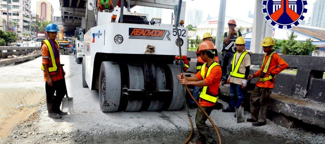 DPWH to Conduct Weekend Road Reblocking