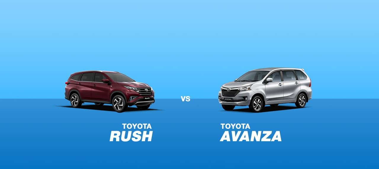CAR COMPARISON: 2019 Toyota Rush vs 2019 Toyota Avanza