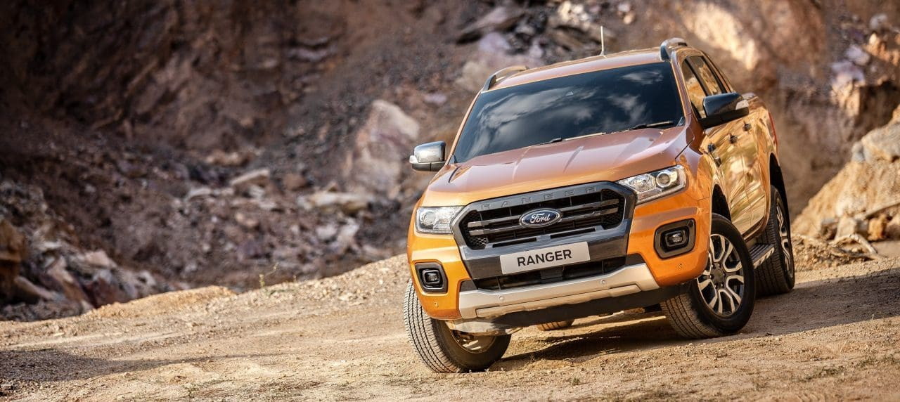 Ford Ranger: A Vehicle for Work, Play, and Everything In-Between