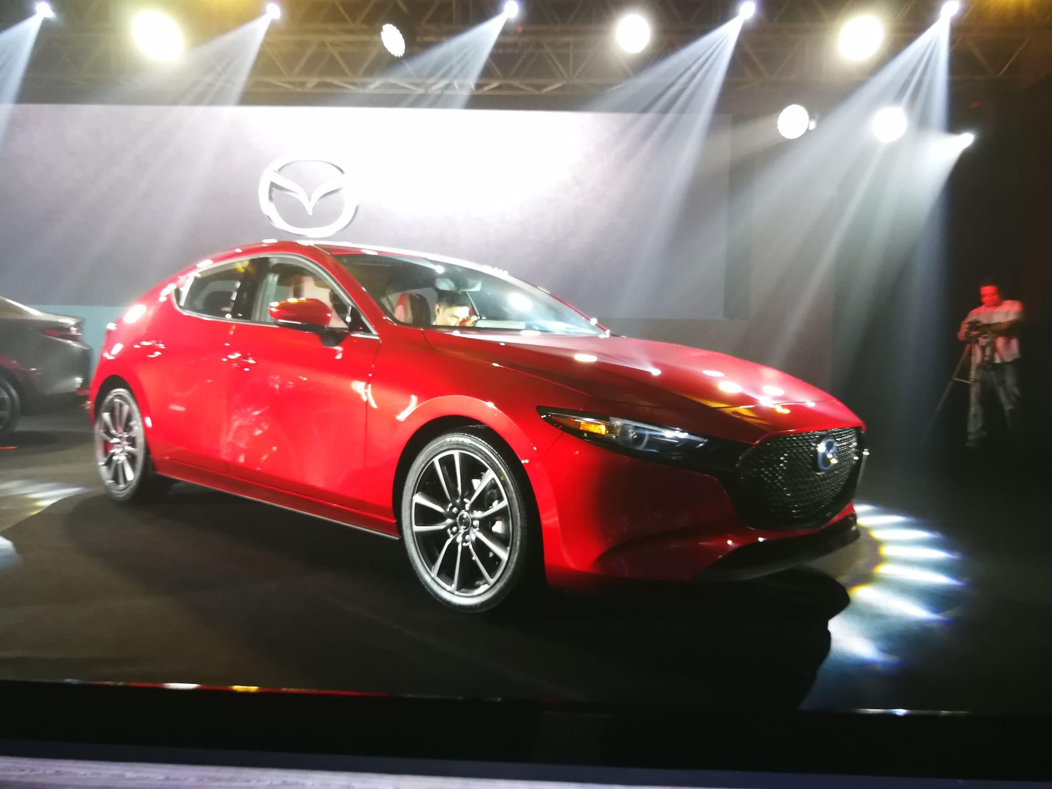 Mazda PH Gives Sneak Peek of All-New Mazda 3