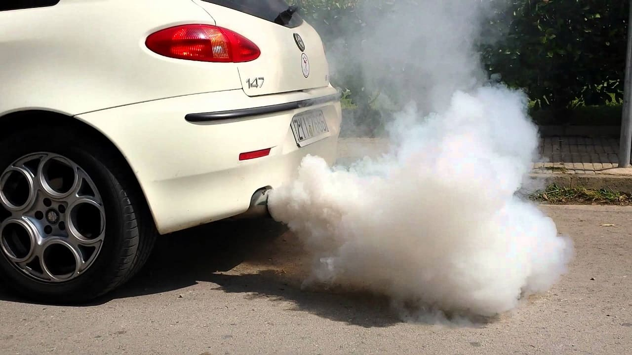 White Smoke Problems--Identifying 4 Common Causes from Bad to Worst