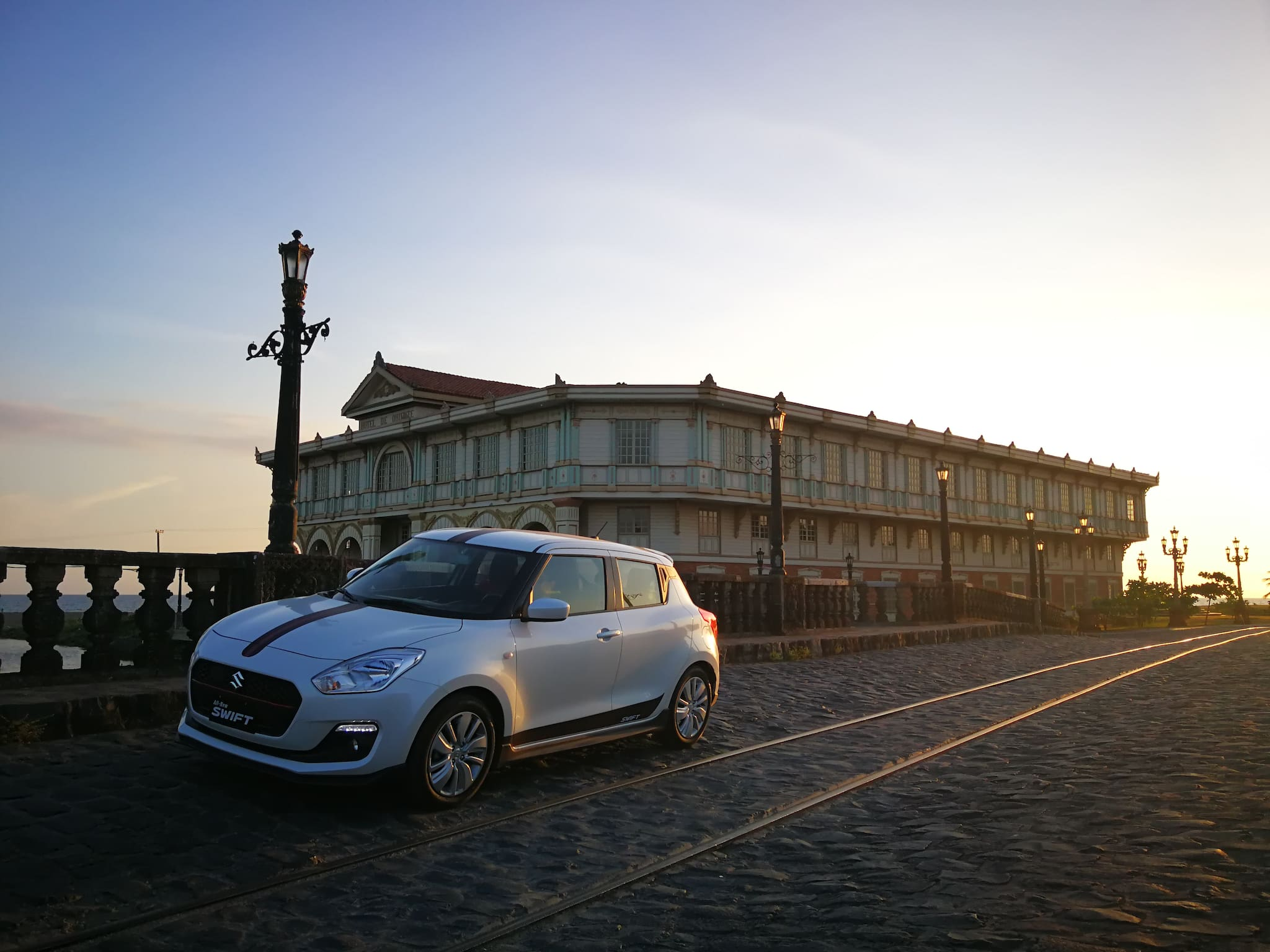 Suzuki PH has Some Nifty Eye Candies for All-New Suzuki Swift