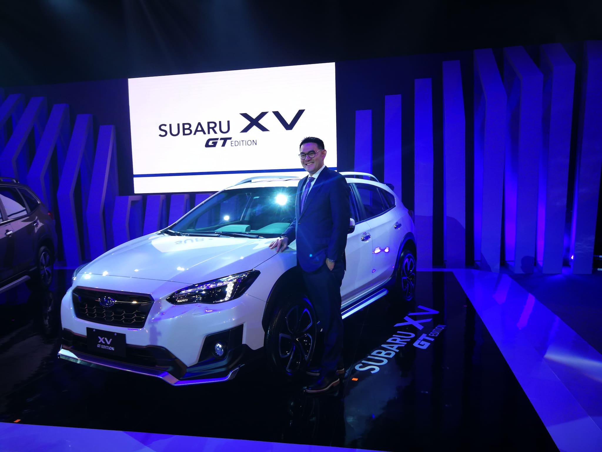 MIAS 2019: Subaru PH Unveils Asia-Exclusive Subaru XV GT Edition