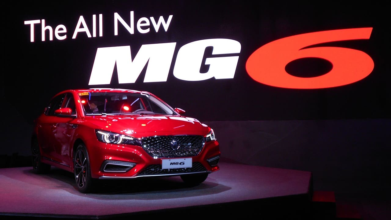 MIAS 2019: MG PH Launches MG 6 Fastback Sedan (with VIDEO)