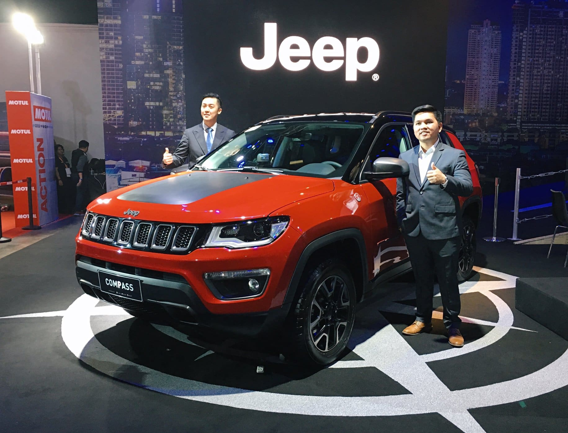 MIAS 2019: Jeep PH Introduces All-New Jeep Compass