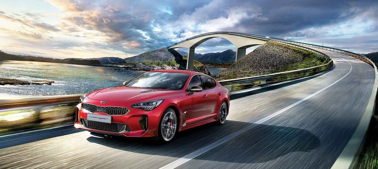 2019 Kia Stinger Earns 'Top Safety Pick +' Nod from IIHS