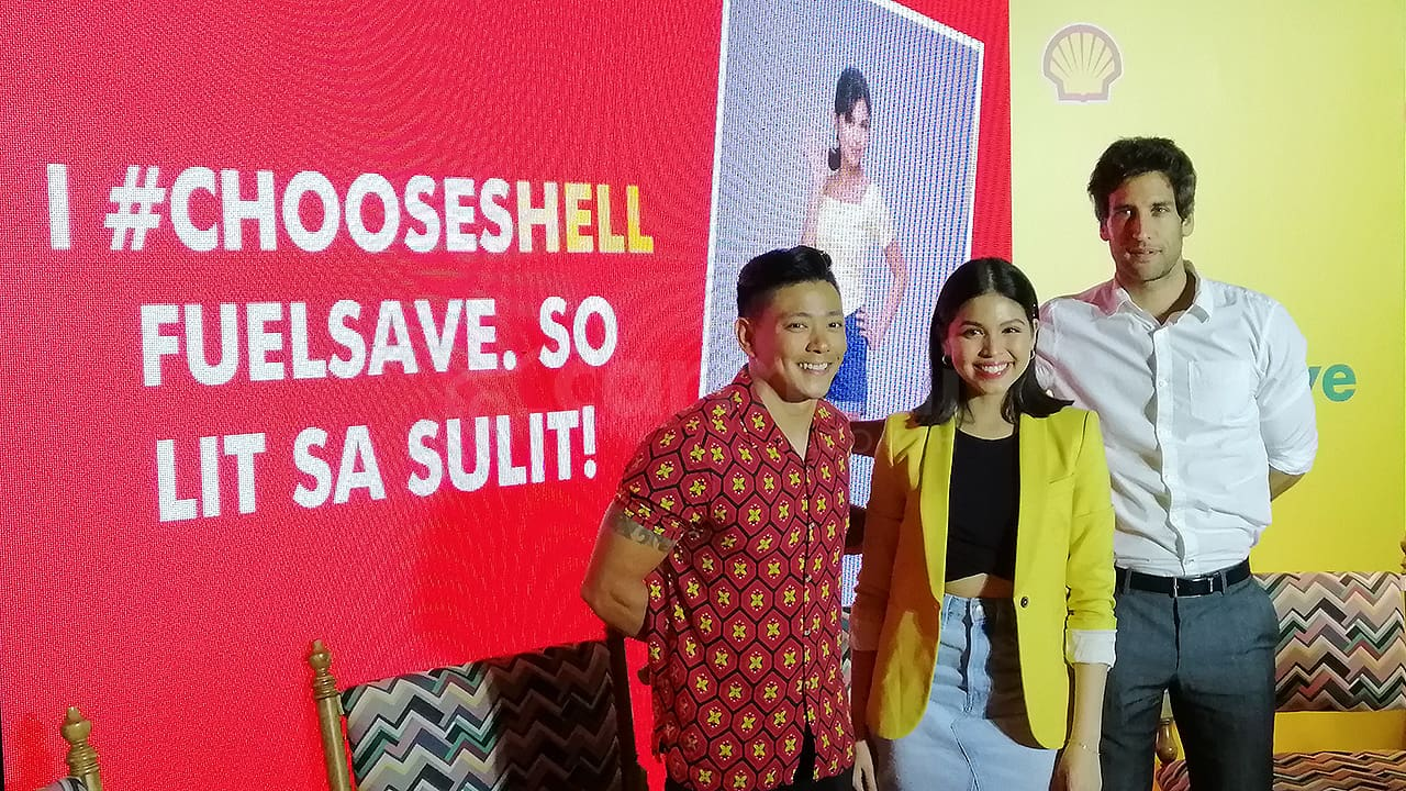 Pilipinas Shell Reveals New Brand Ambassadors