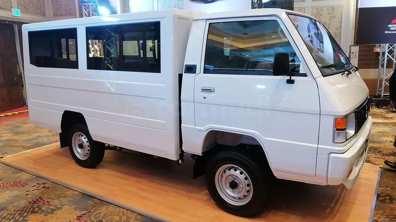 Mitsubishi PH to Bring Back Mitsubishi L300