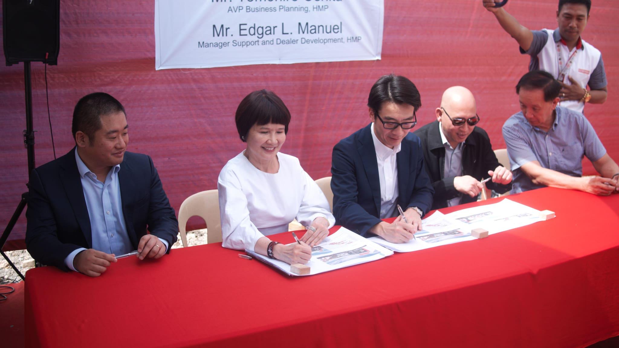 Hino PH Breaks Ground for Premier Butuan Dealership