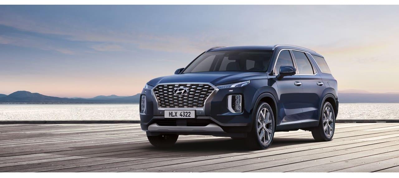 2020 Hyundai Palisade Scores IIHS Top Safety Pick+ Award