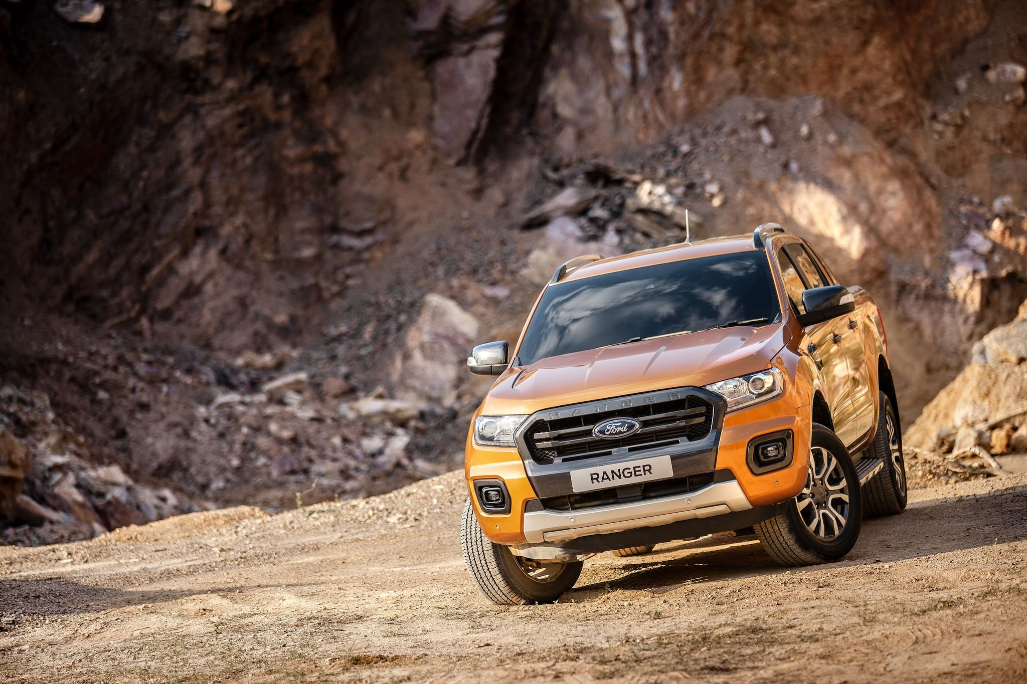 Ford Ranger Leads Ford PH's First Quarter Sales