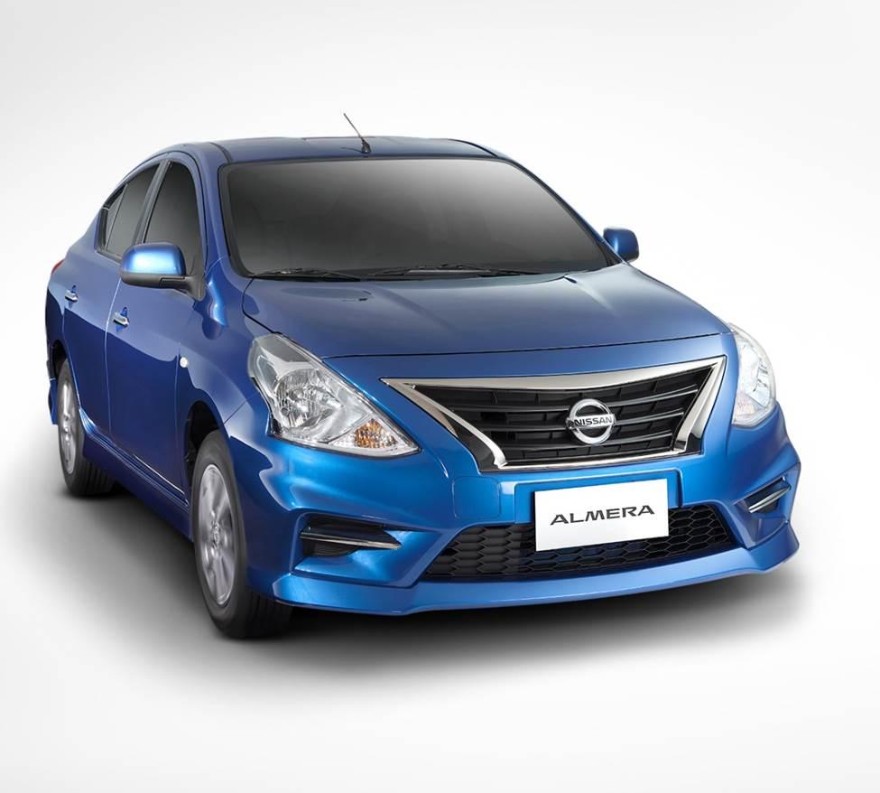 Nissan PH Releases Nissan Almera N-Sport