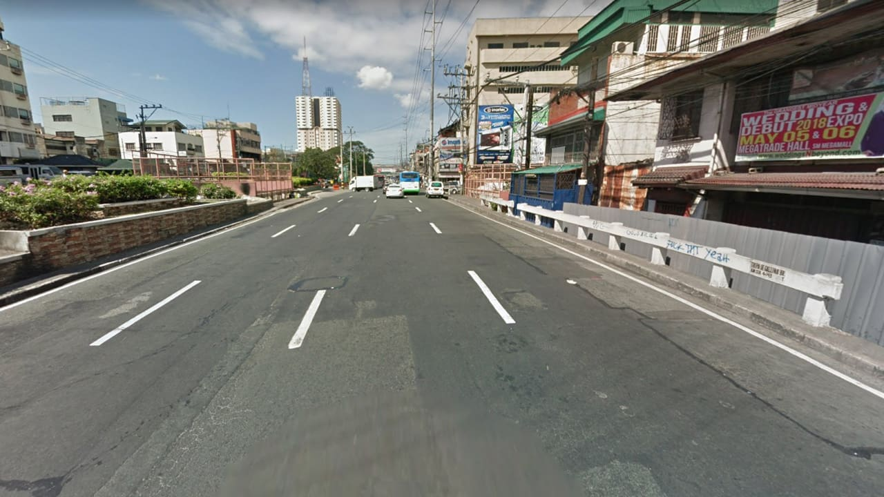 Tripa de Gallina Bridge on Sen. Gil Puyat Avenue in Pasay to be Closed from April 18 to 21