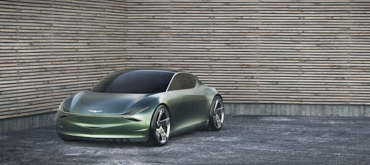 Genesis Mint Concept Wows at 2019 New York Auto Show