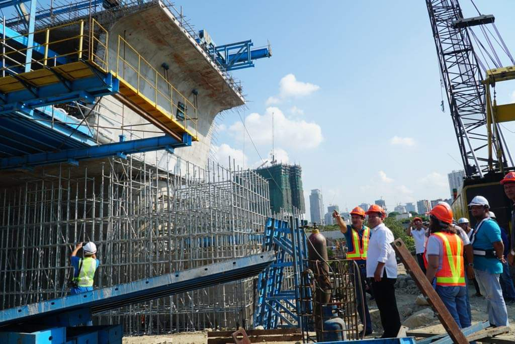 Work on BGC-Ortigas Center Link Now at 30%
