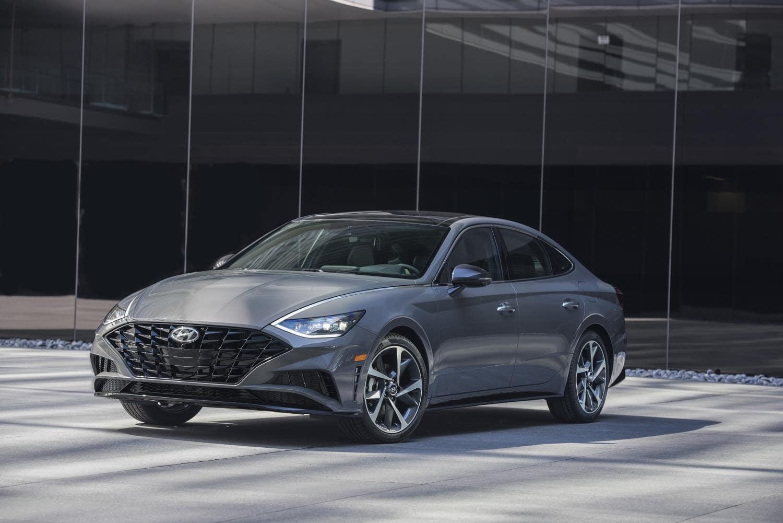 All-New Hyundai Sonata Arrives at 2019 New York Auto Show