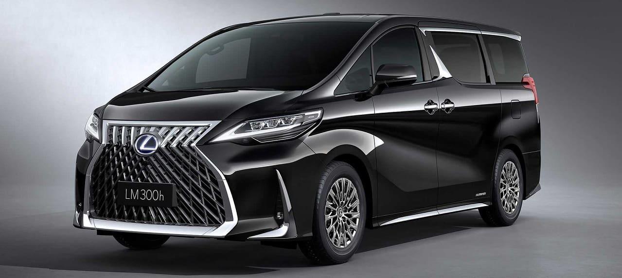 The New Lexus LM Minivan Is Definitely Not for Soccer Moms