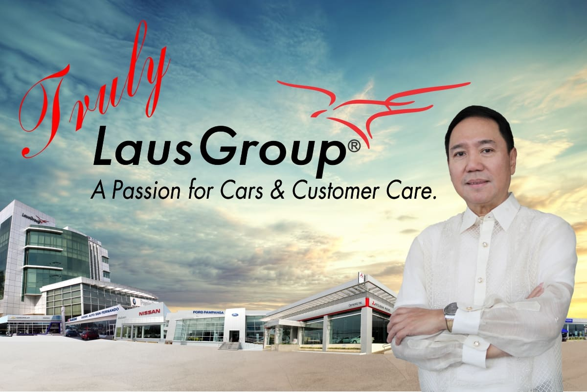 Businessman Levy Laus of LausGroup of Companies, Two Others, Die in Helicopter Crash