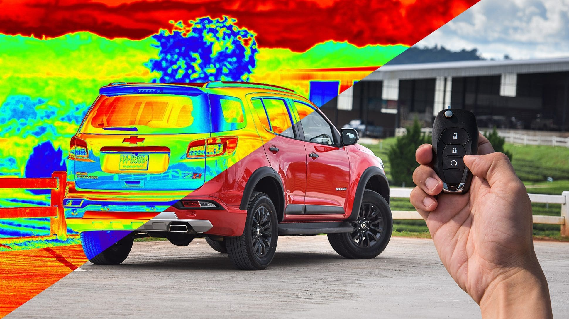 How Chevrolet Makes Sure You Stay Cool During Summer