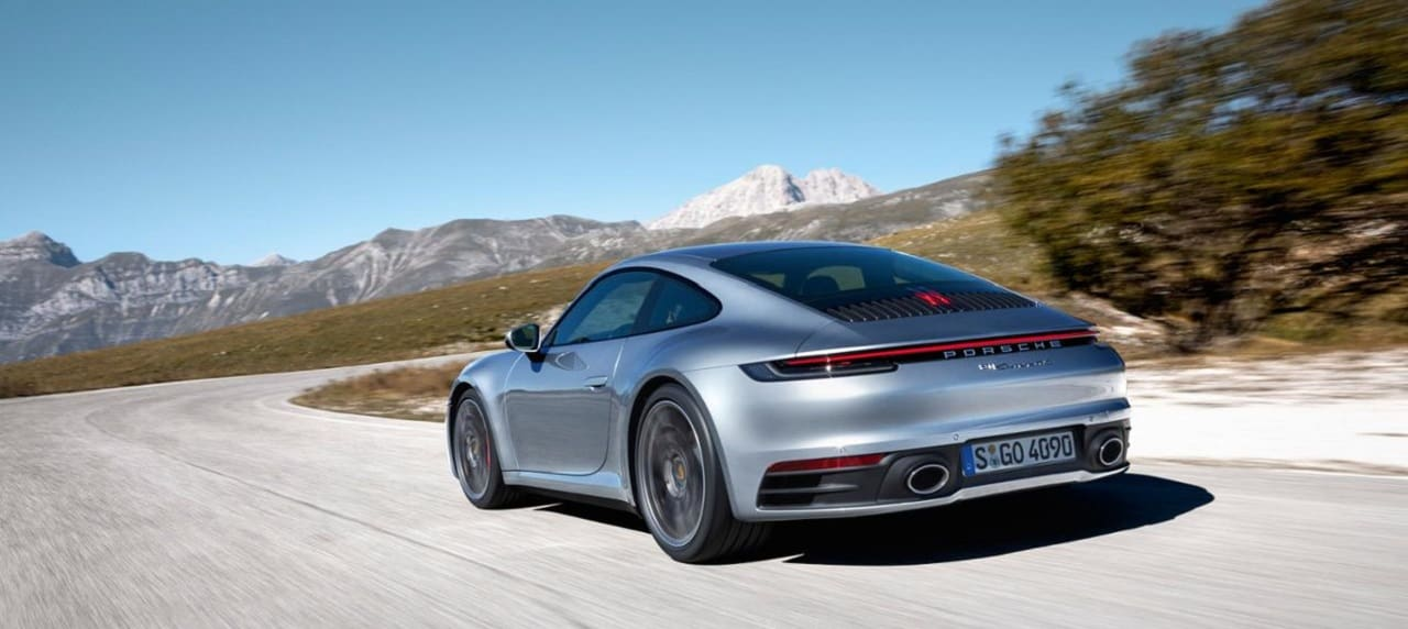 The Porsche 911: Yesterday and Today