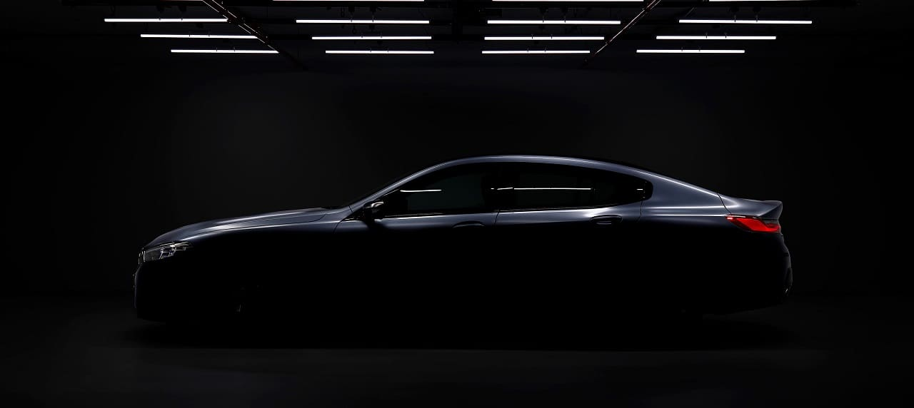 BMW 8 Series Gran Coupe All Set for June Unveiling