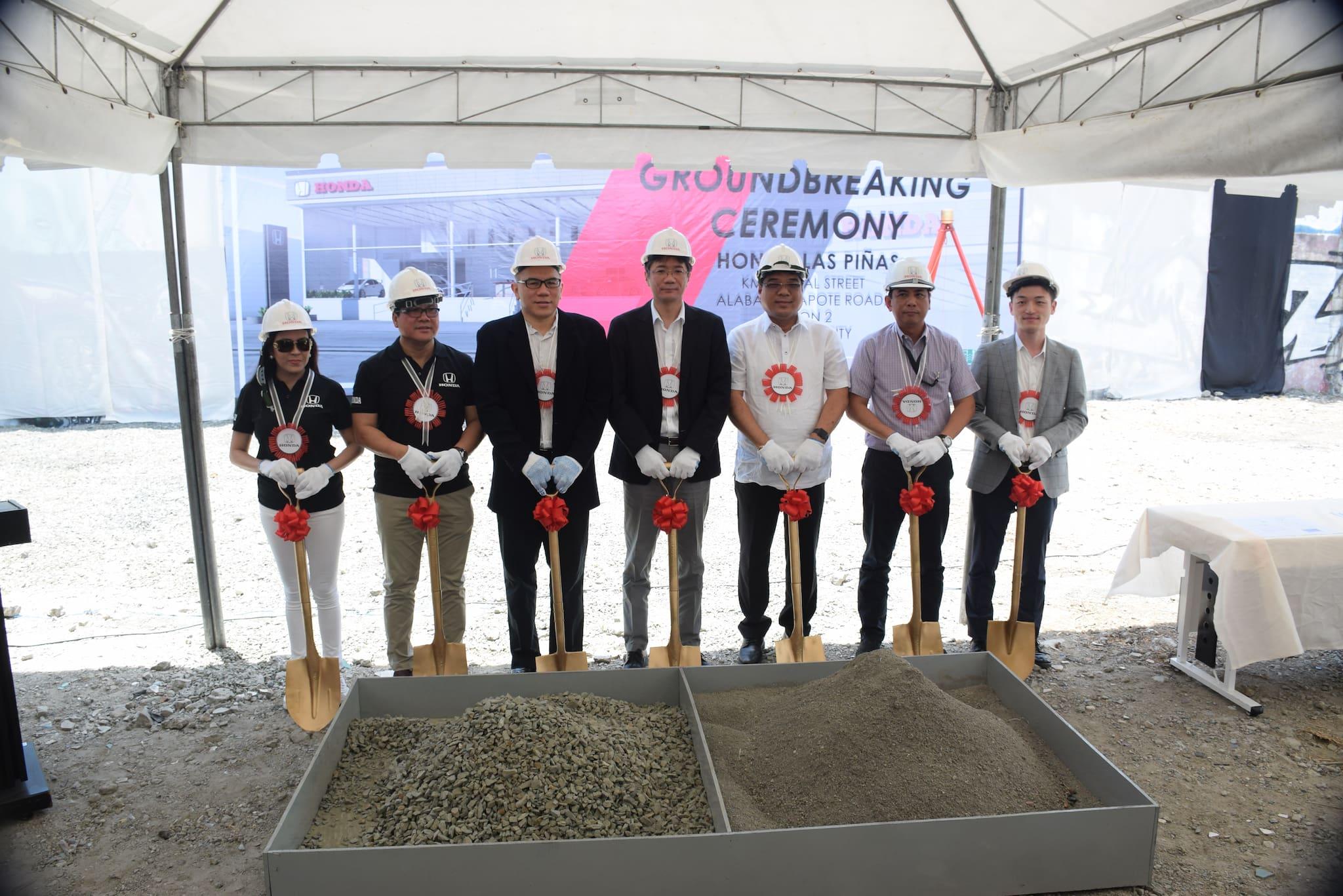 Honda Cars Dealership to Open Soon in Las Piñas