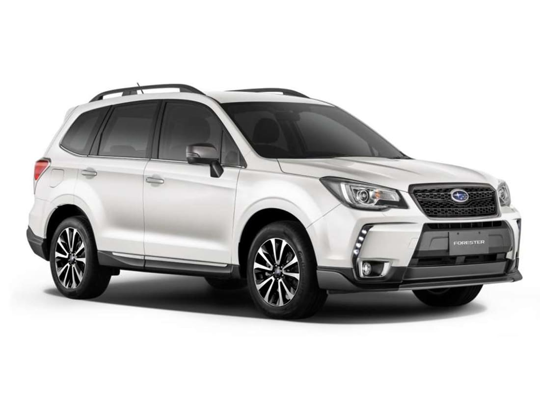 Subaru PH Offers Special Package for Subaru Forester XT