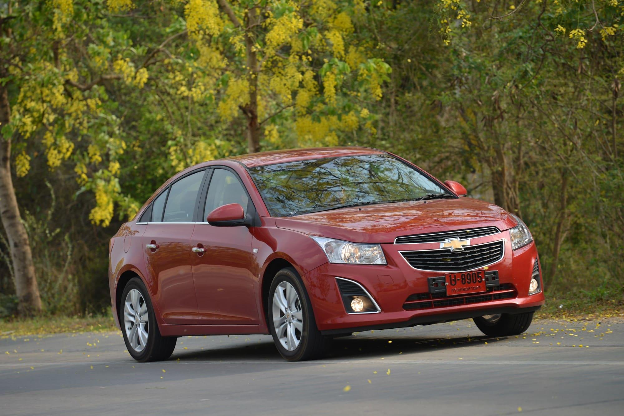 Chevrolet PH Recalls Chevrolet Cruze, Orlando, Sonic for Defective Takata Driver's Airbags