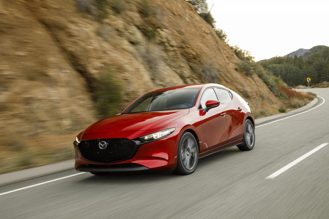 2019 Mazda 3 Earns Insurance Organization's 'Top Safety Pick' Award