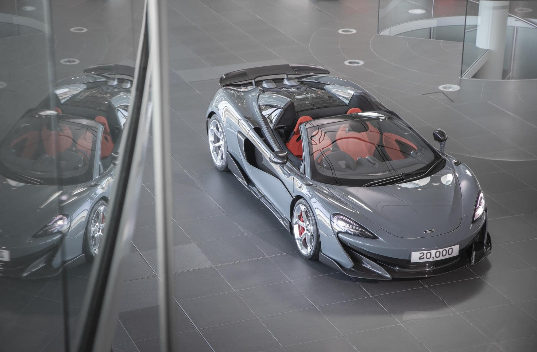 McLaren Automotive Builds 20,000th Car