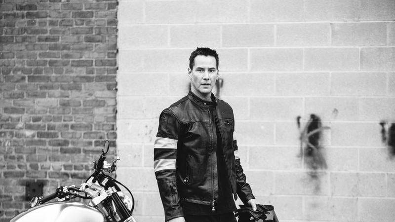 Here are the Motorcycles of Keanu Reeves
