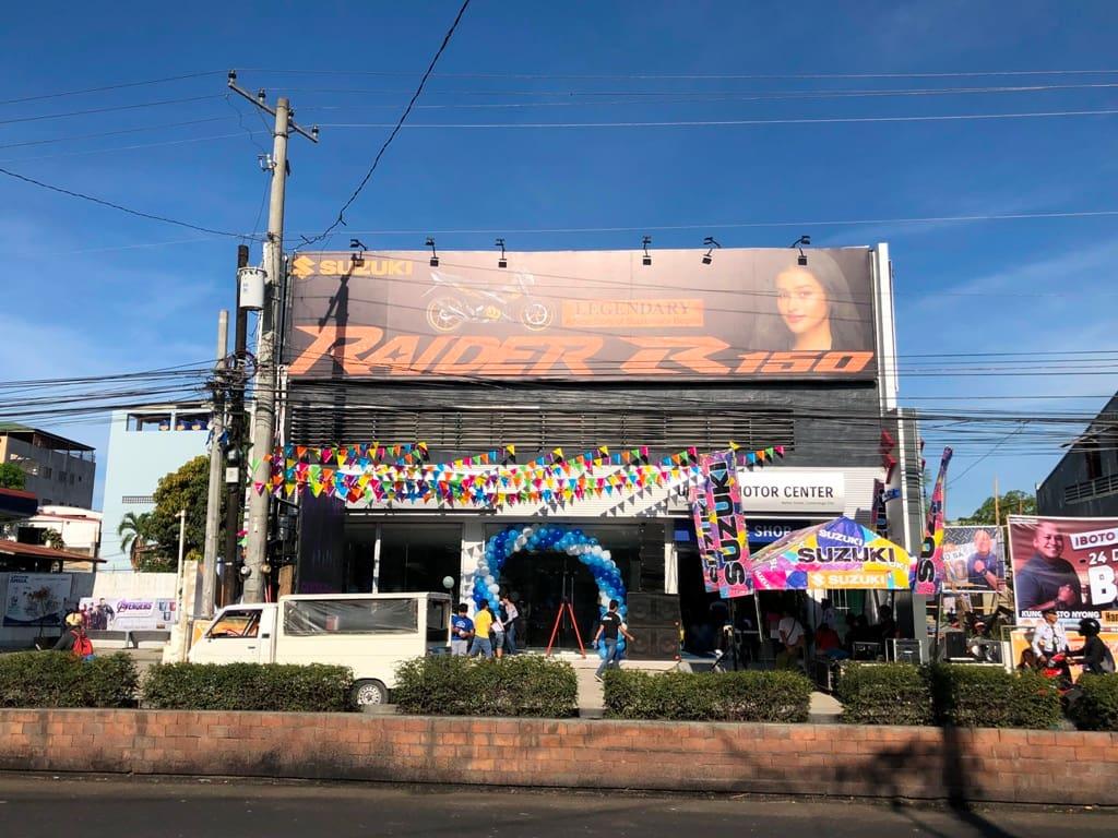 Suzuki PH Opens Premier 3S Shop in Zamboanga