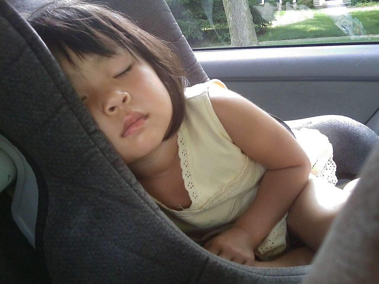 Using Car Seats for Naps Outside the Car is Deadly for Infants