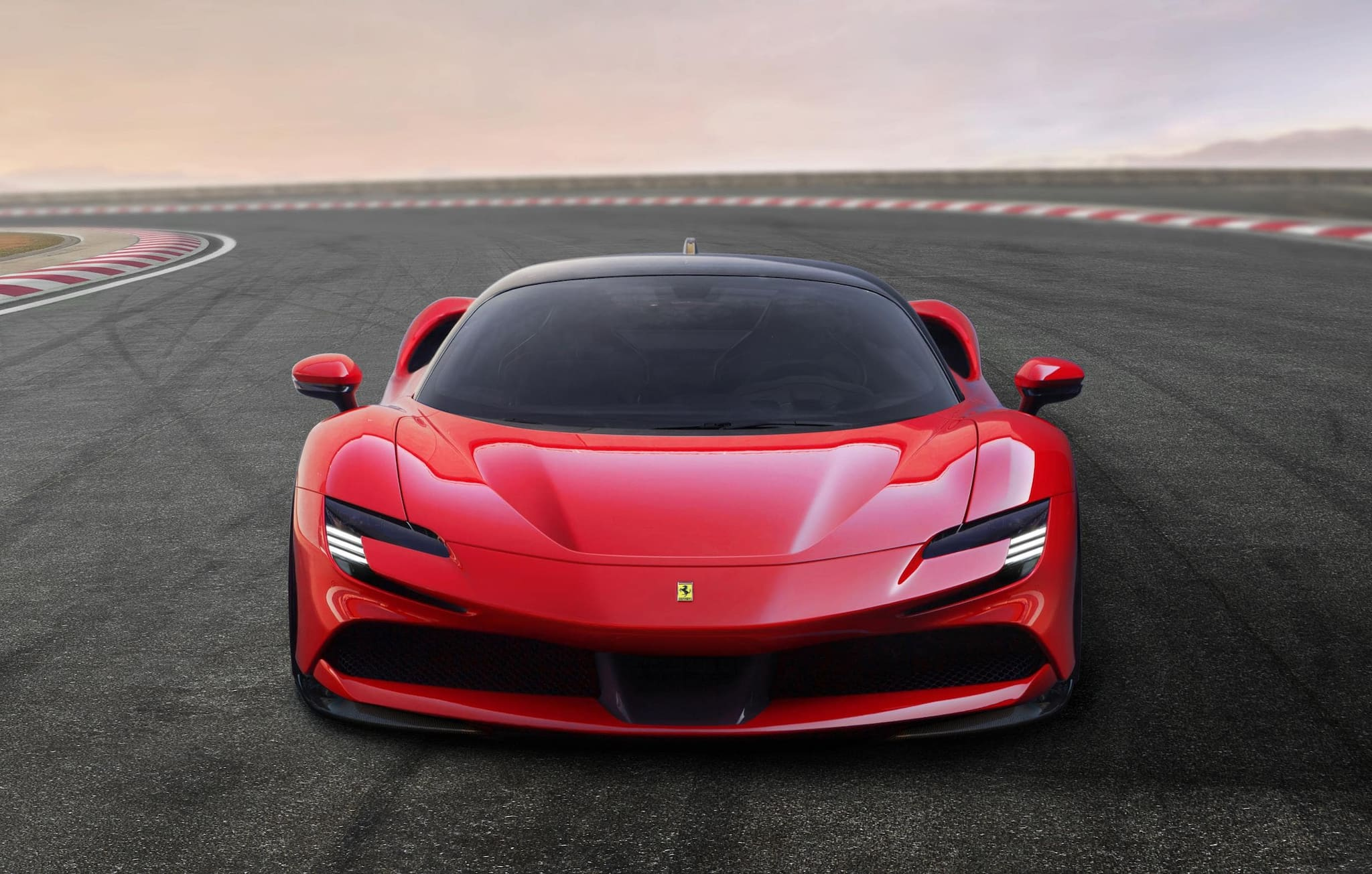 Ferrari SF90 Stradale is Marque's First Series Production Plug-In Hybrid