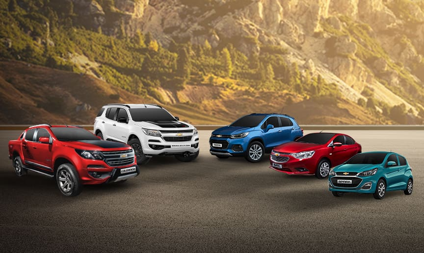 Drive Your New Chevrolet Colorado for as Low as PHP48K All-In Low Down Payment