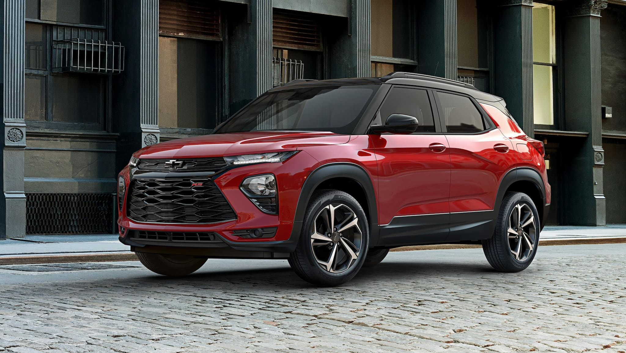 Could This Be the Next-Gen Chevrolet Trailblazer?