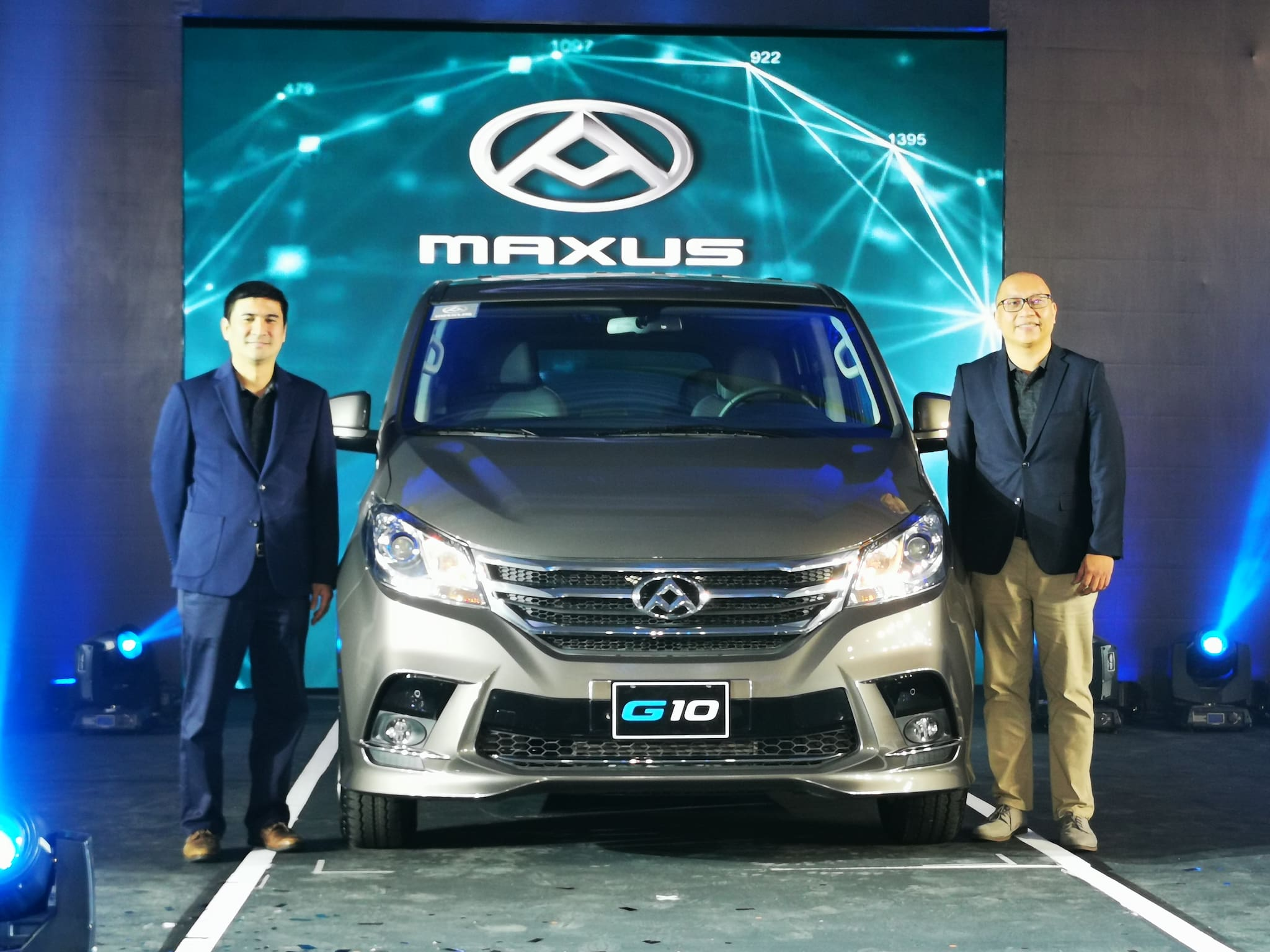 AC Industrials Launches Maxus as 6th Motoring Brand