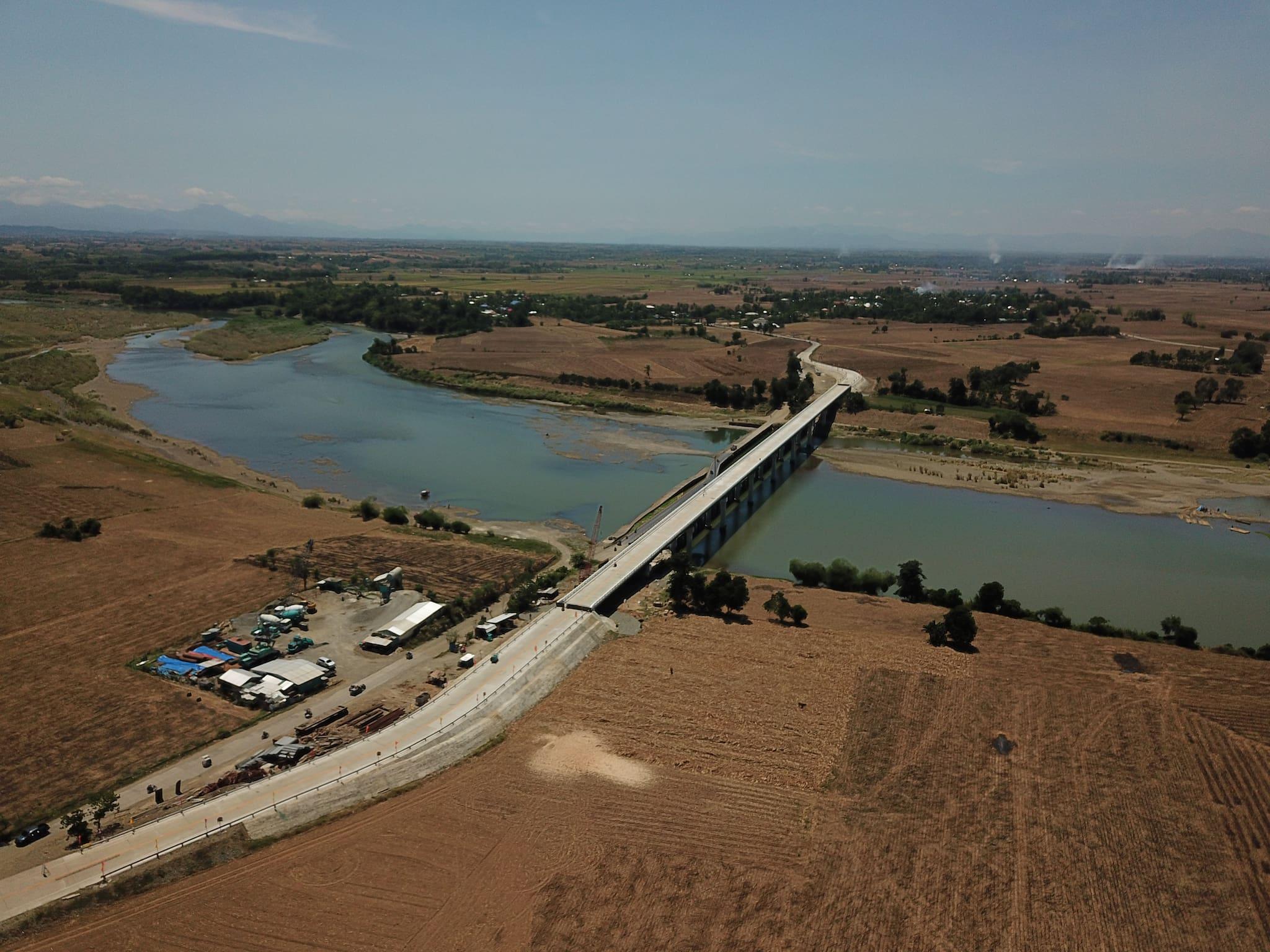 New Pigalo Bridge in Isabela Now Open