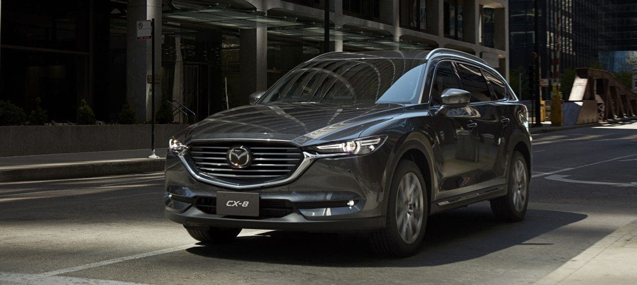 Mazda EV Planned for 2020, Plug-in Hybrid for 2022