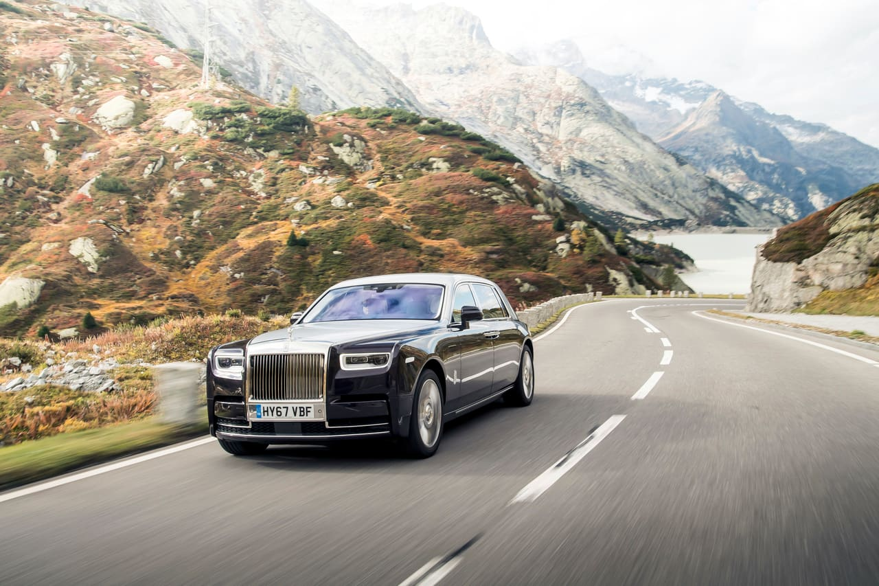 Used Rolls-Royce, Aston Martin, Lamborghini Plunge to Spectacular Levels--in the US at Least
