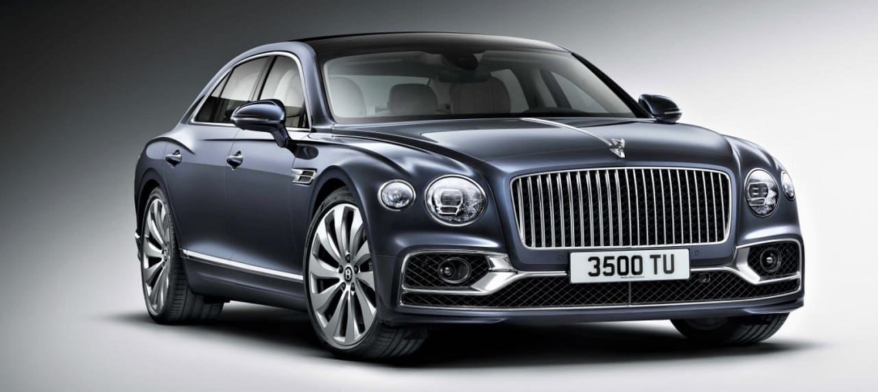 All-New Bentley Flying Spur—When Sports and Luxury Meet
